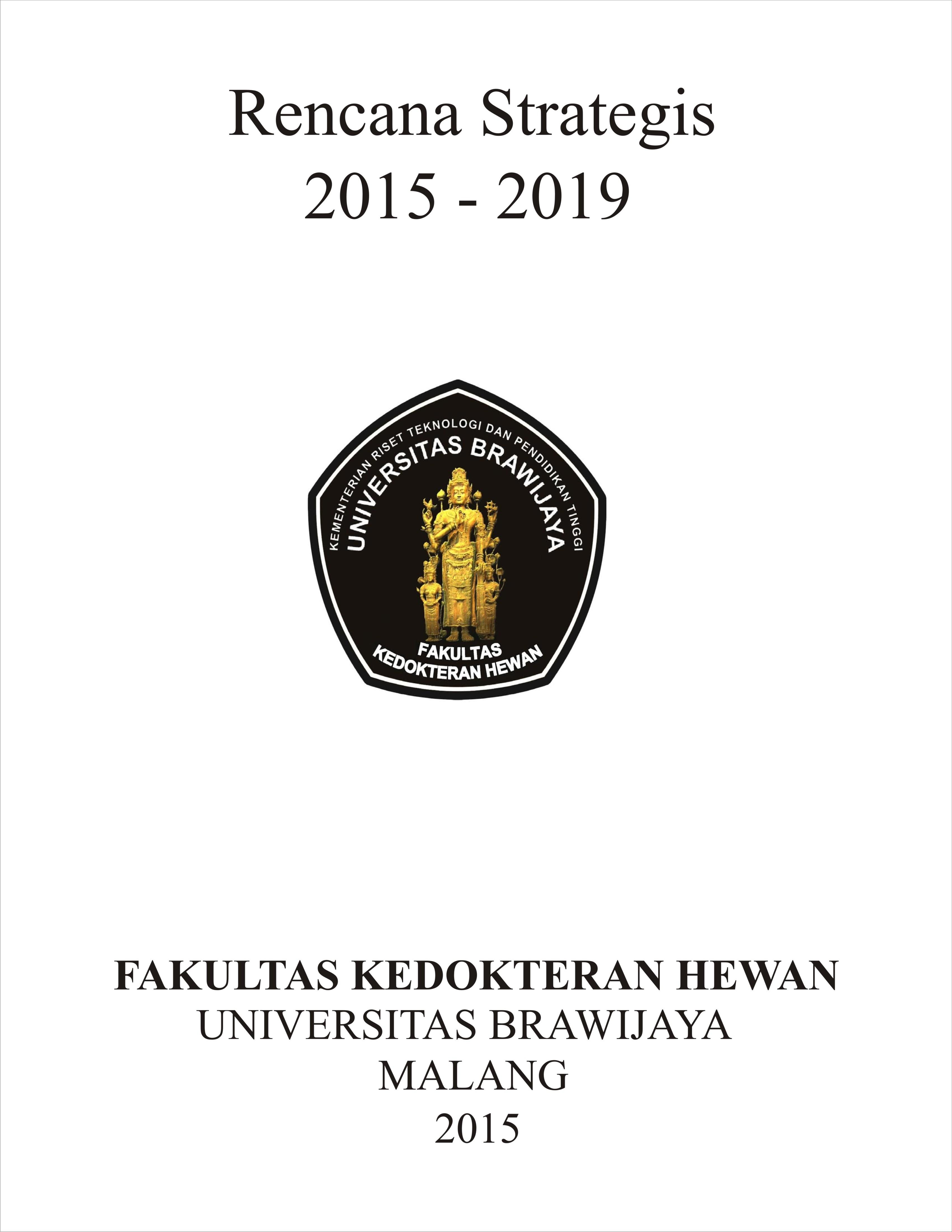 RENSTRA FKH UB 2015-2019