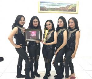 Kelompok Modern Dance FKH UB