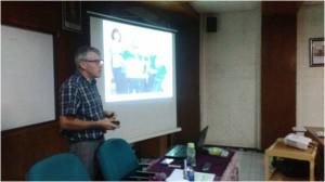 Kuliah Tamu Topik Orthopedi Bedah oleh Dr MARK DUNCAN, B.VSc